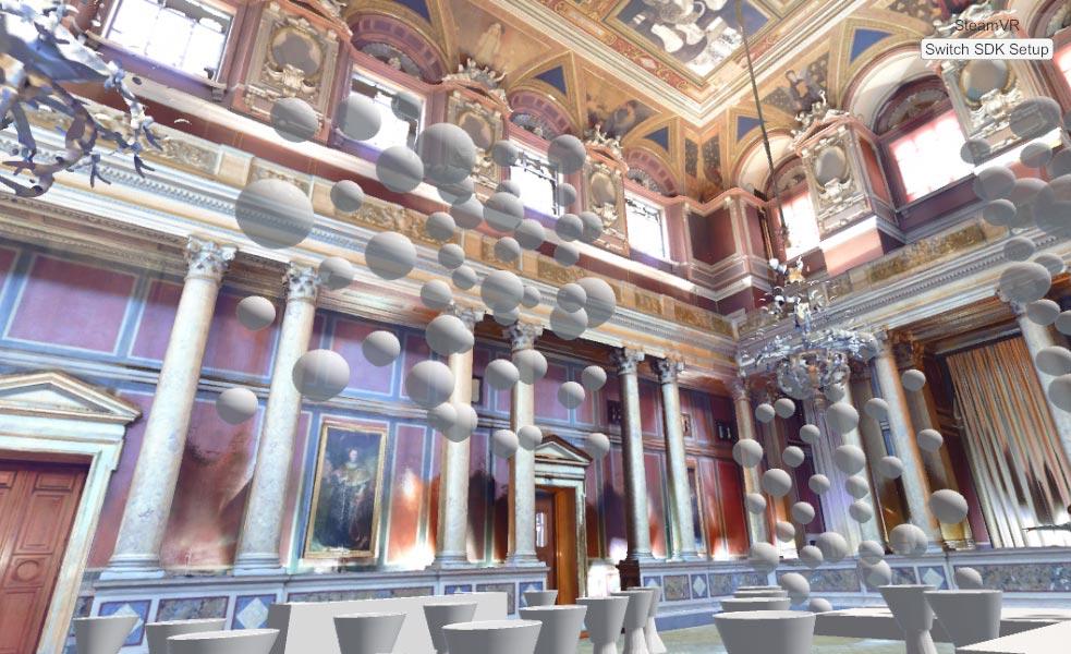 3D-Virtualisieurng Referenz Uni Wien 11