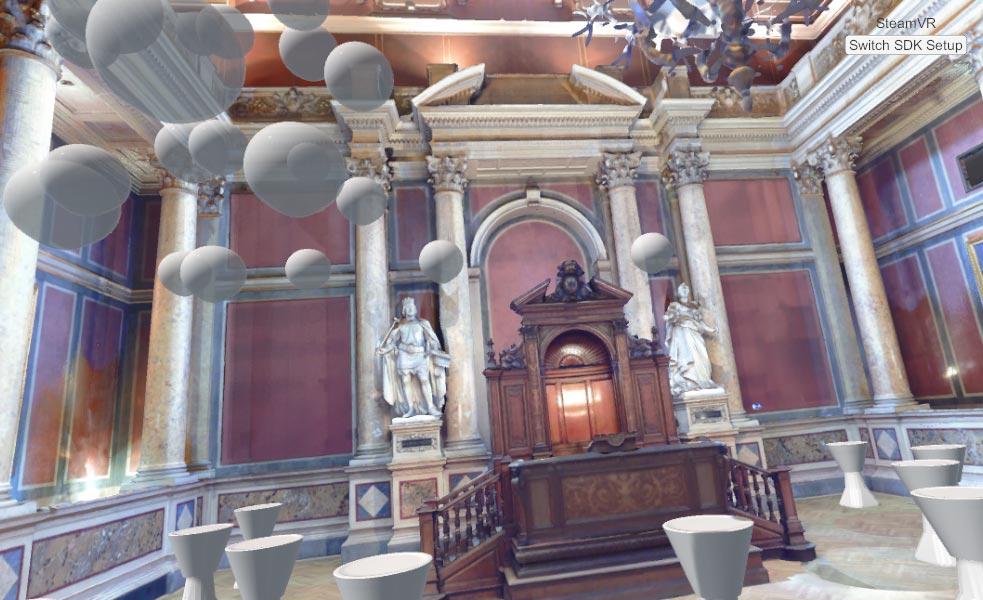 3D-Virtualisieurng Referenz Uni Wien 12