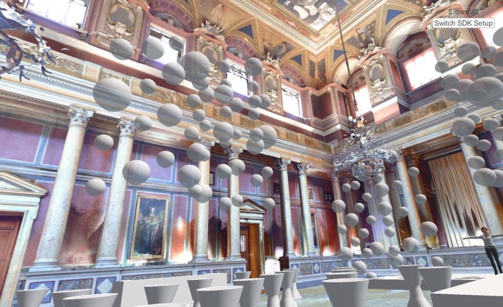 3D-Virtualisieurng Referenz Uni Wien 14