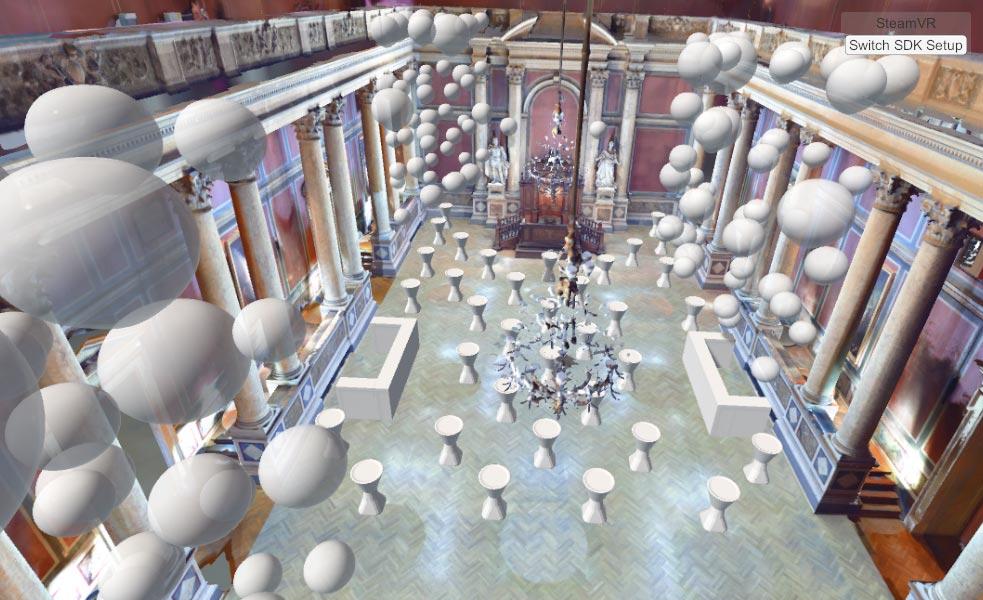 3D-Virtualisieurng Referenz Uni Wien 8